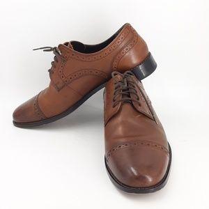 Nunn Bush Oxford Lace up Shoes
